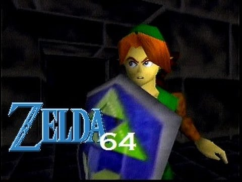 Juegos cancelados zelda 64 zelda ocarina of time beta for Housse zelda