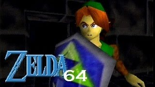 JUEGOS CANCELADOS: Zelda 64 / Zelda Ocarina of Time (BETA) - Loquendo