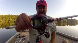 Fishing for Beginners - How to Put Line on a Baitcaster