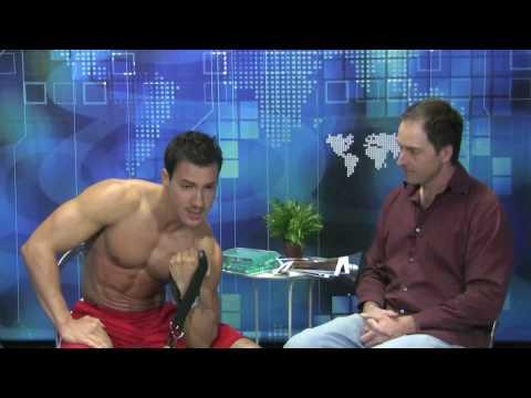 Gregory Mantell Show -- Model America Champ Alex Castillo