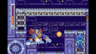 Gameboy Advance Longplay [122] Mega Man & Bass