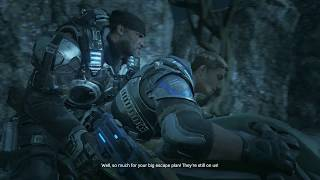Gears of War 4 ⌠XB1⌡ - Part 9 The Great Escape