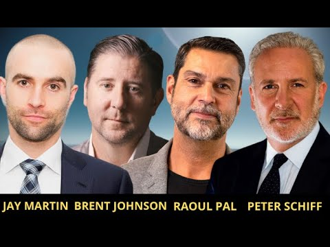The 2021 Life Raft: Gold, Bitcoin Or The Dollar Milkshake? Raoul Pal, Brent Johnson, Peter Schiff