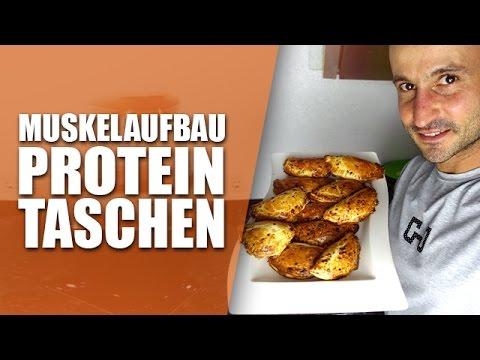 Muskelaufbau Protein Taschen