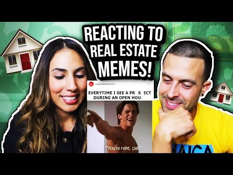 Reacting To Real Estate Memes!