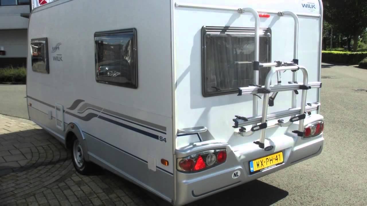 Caravan te koop wilk s4 450 rs 2007 youtube - Te koop ...