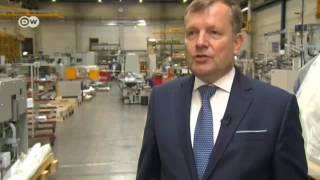 ألمانيا دولة مصدرة، ضد التجارة الحرة؟ | صنع في ألمانيا