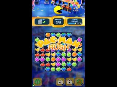 パックマンパズルツアー ステージ 15 / PacMan Puzzle Tour Stage 15