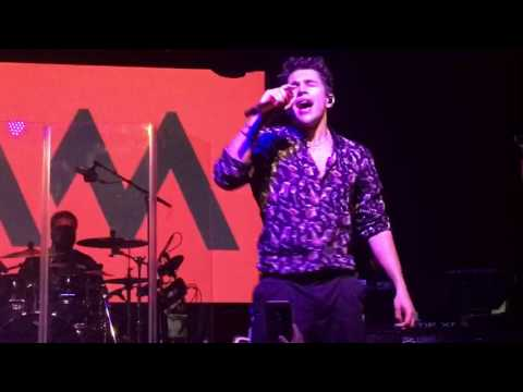 Austin Mahone - Dirty Work / dallas tx 2017
