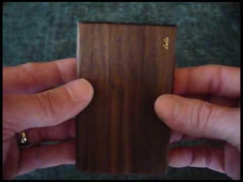 Lexco Cigarette Case