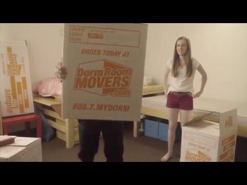 Dorm Room Movers: Kelly U0026 Jess 30 Sec Spot   Duration: 31 Seconds. Part 64