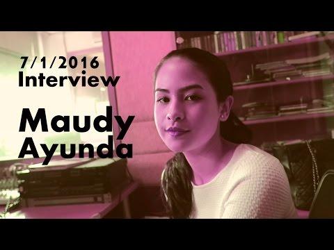 Gofar Hilman | Interview Maudy Ayunda - Jakarta Ramai