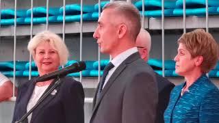 Олимпийские чемпионы по прыжкам на батуте в Витебске