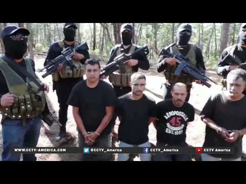 New Generation Jalisco drug cartel spreads through Mexico