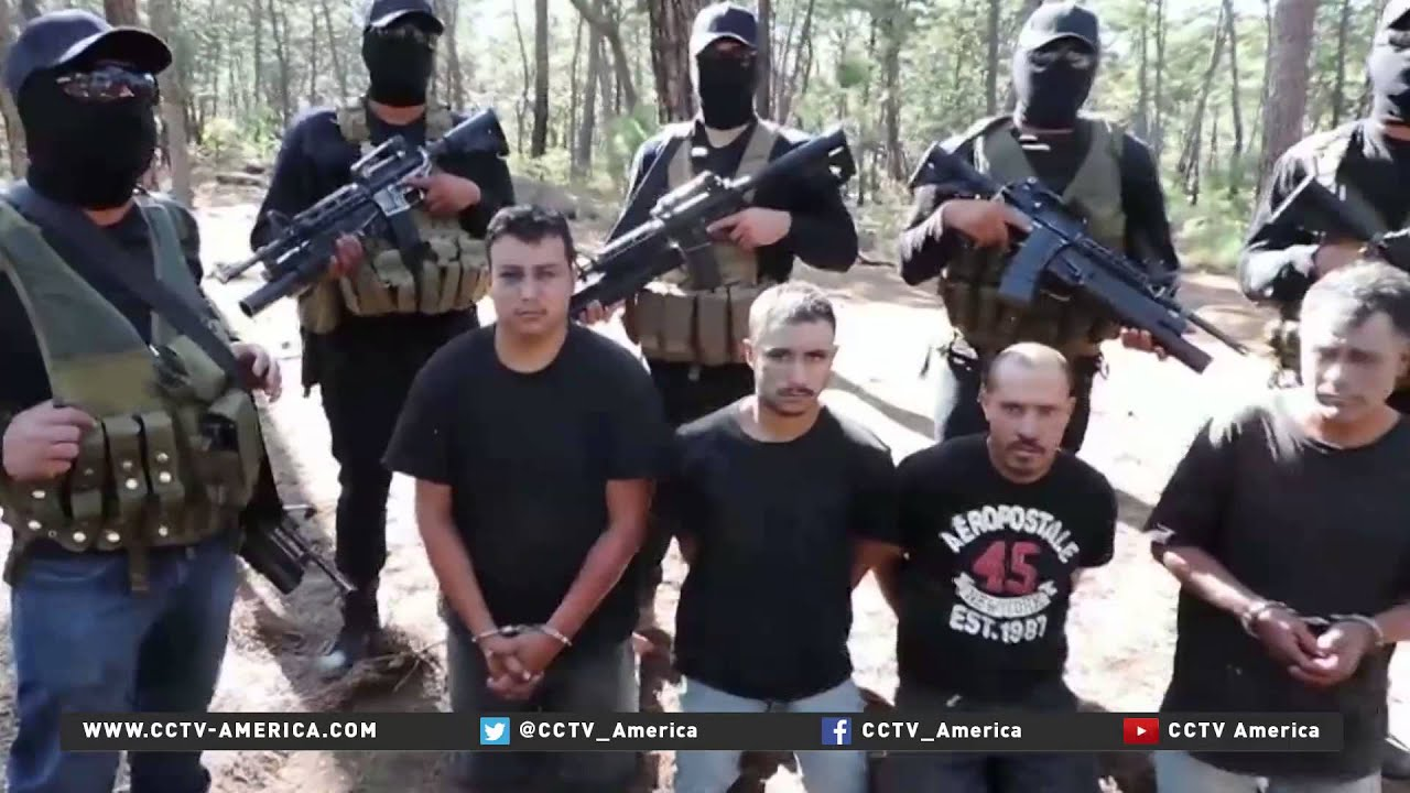 new generation jalisco drug cartel spreads through mexico youtube
