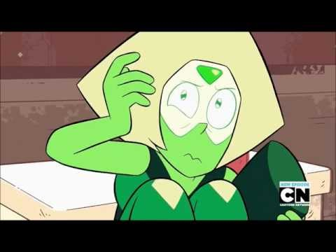 Steven Universe - Steven and Peridot Bond (Clip) Catch and Release