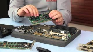 Eskilerden ekran kartları: CGA, EGA ve VGA