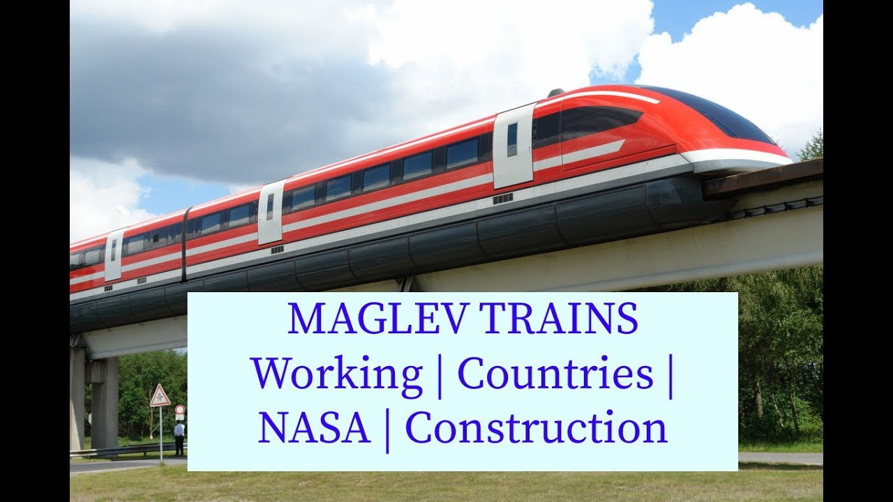 physics project maglev trains essay Maglev can only travel on the top of this kind of guidance rail, and this seriously limits its development it is expected that traditional trains will still play a major role in the future railway development.