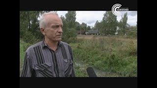 Неравнодушный житель Сафоново бьет экологическую тревогу