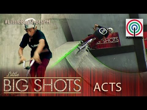 Little Big Shots Philippines: Guetler | 12-year-old BMX Rider