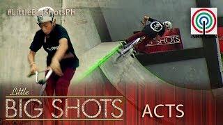 Little Big Shots Philippines: Guetler   12-year-old BMX Rider