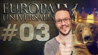 Europa Universalis 4 | Dwaj Muszkieterowie (w/Niedźwiedź) #3