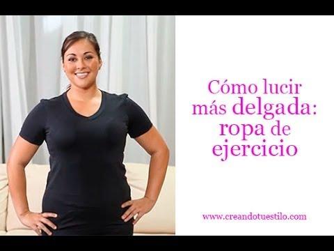 C mo lucir m s delgada ropa de ejercicio dress yourself - Como lucir una pared ...