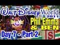Disney World Vacation 2011 - Day 7 - (2 of 2) - Typhoon Lagoon