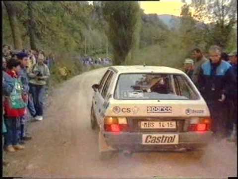 Rally San Remo 1992