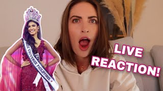 MISS UNIVERSE PHILIPPINES LIVE REACTION! 🇵🇭 Was it a fair competition?