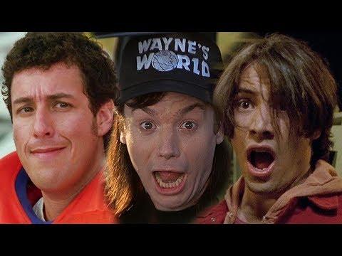 13 комедий 90-х которые вы могли прое... пропустить