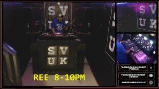 SWEETVIBESUK LIVE DJ REE