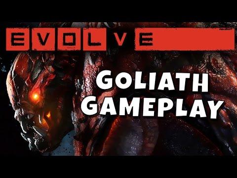Evolve - Goliath Gameplay - Hiding in Plain Sight!
