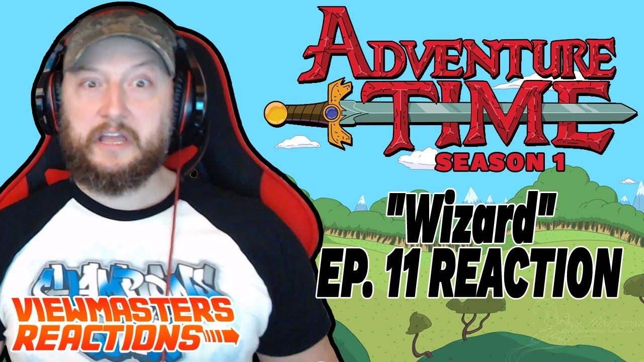 ADVENTURE TIME SEASON 1 EPISODE 11 WIZARD - YouTube