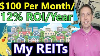 7 REITs Easily Making Me Richer! (REIT Dividend Investing)