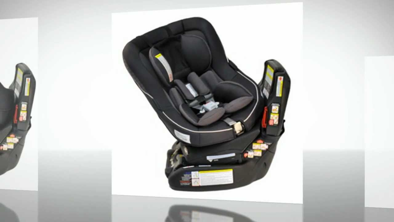 Combi Zeus 360 Convertible Car Seat Licorice Review