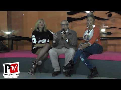 Doppia Intervista a Luba Dvion e Pamela Andress - il piccole magazine