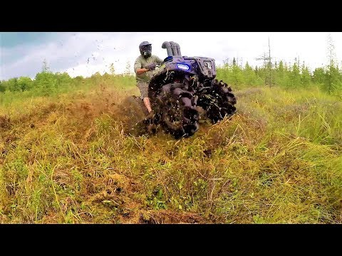 1000 Acre Marsh VS 1000 Can Am Xmr and Polaris Sportsman