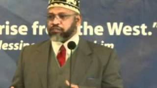 Prophecies About the Advent of Imam Mahdi (as), West Coast Jalsa Salana USA 2011