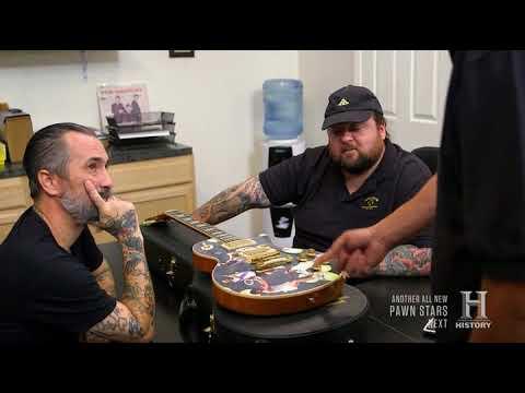 pawn stars season 14 -- u.s. open guitar - 3000$ - hd