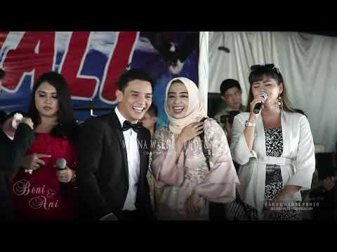 Keseruan Khori,Aidil,Dafi & Septi Bintang KDI ketemu dlm 1 panggung OM.Rajawali  Musik