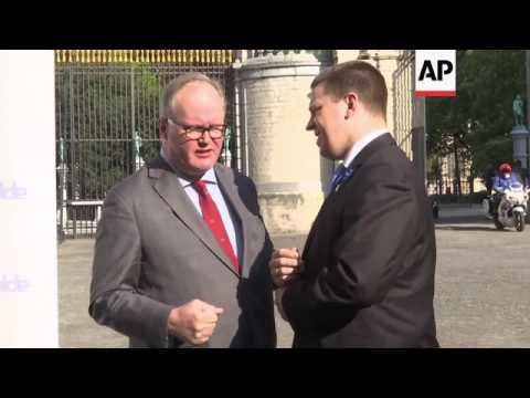 ALDE group meets ahead of EU summit