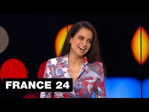 Exclusive interview of Bollywood 'Queen' Kangana Ranaut on FRANCE24