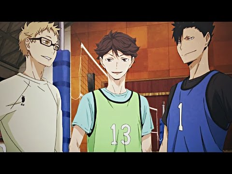Mean Girls Haikyuu!! Version Trailer