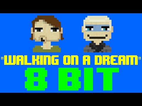 Walking On A Dream (8 Bit Remix Cover Version) [Tribute to Empire of the Sun] - 8 Bit Universe