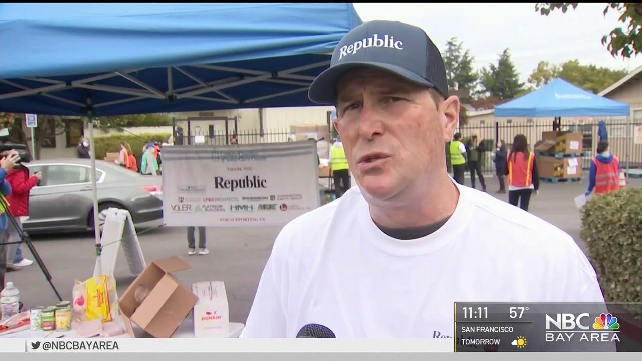 Republic Urban Properties Sponsors Catholic Charities