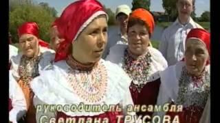 """2005 Программа """"Играй, гармонь любимая!"""" в Никольском"""
