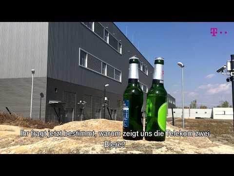 Social Media Post: Eröffnung Rechenzentrum Biere II