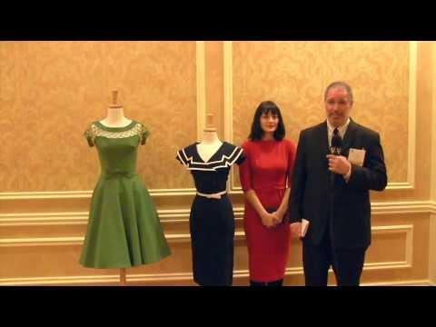 NIBA Las Vegas December 2013 Tatyana Designs, Inc. Interview