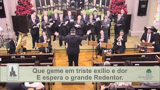 COLETÂNEA DE NATAL - Coro Masculino - 08/12/2019